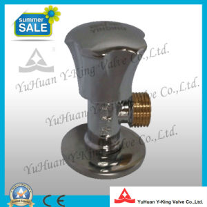 Brass Washing Angle Ball Valve (YD-I5029) pictures & photos