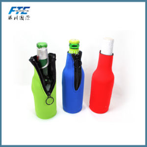 Customized Insulated Neoprene Beer Bottle Cooler pictures & photos