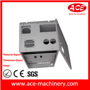 China Manufacture Sheet Metal Fabrication Stamping pictures & photos