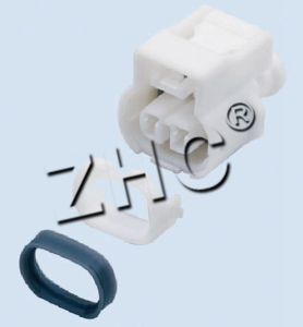2 Pin Auto/Car Parts-Plastic Connectors (01024)