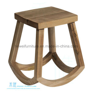 Modern Style Solid Ash Wood Stool Chair (DW-1622C)