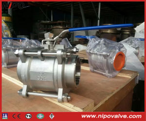 Forged Stainless Steel Thread Floating Ball Valve pictures & photos