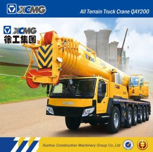 XCMG Official Manufacturer Qay200 200ton All Terrain Crane pictures & photos
