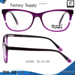Latest Eyewear Optical Frames for Adult in China (A15384)