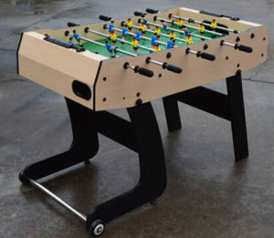 """48"""" Telescopic Rods Soccer Table with Folding Leg (F402) pictures & photos"""