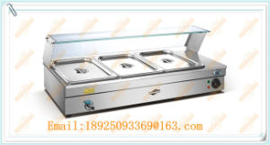 Delicatessen Insulation Catering Equipment Food Warmer (BM-3) pictures & photos
