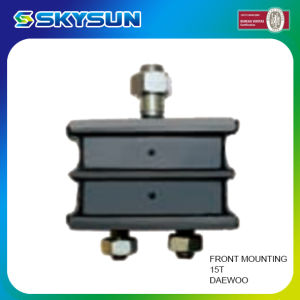 Truck Auto Spare Parts Front Engine Mount for Daewoo 15t pictures & photos