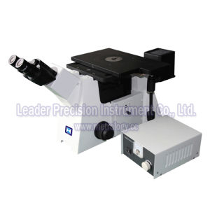 Reflected and Transmitted Illumination Microscope (LM-306) pictures & photos