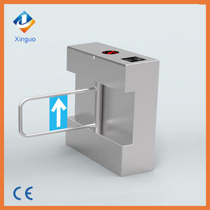 Full Automatic RFID Swing Turnstile Gate Barrier pictures & photos