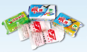 Soap Flow Wrapper Packing Machine pictures & photos
