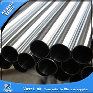 High Quality Seamless Stainless Steel Pipes of China pictures & photos