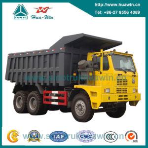 Sinotruk HOWO 371HP 6X4 Mining Dump Truck 60 Cbm pictures & photos
