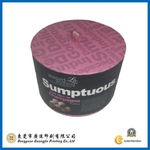 Round Shaped Paper Packaging Box pictures & photos