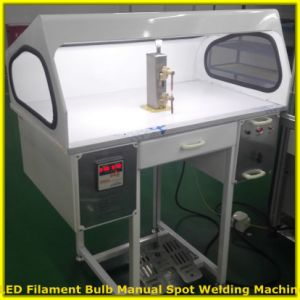 LED Filament Bulb Manual Welding Machine pictures & photos