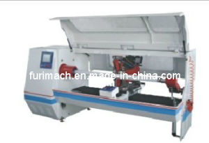 Single Shaft Automatic Log Slitter Machine, Adhesive Tape Slitting Equipment pictures & photos
