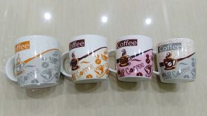 Customized Ceramic Tableware Mug with Handle pictures & photos