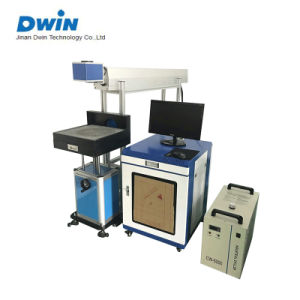 CO2 Laser Marking Machine for Metal Non-Metallic Materials Papers pictures & photos