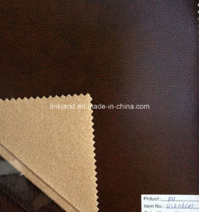 High Qaulity PU Synthetic Leather for Sofa (U1Z116C01)