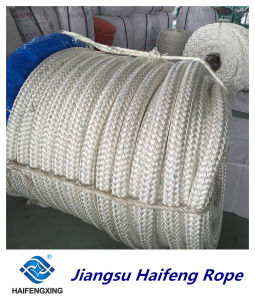 Polypropylene Polyester Hybrid Multi Rope Mooring Rope pictures & photos