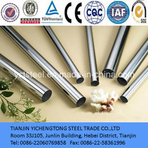 Hot Rolled Stainless Steel Pipe & Tubes TP304 316L pictures & photos