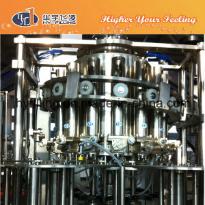 Bottled Juice Hot Filling Machine pictures & photos