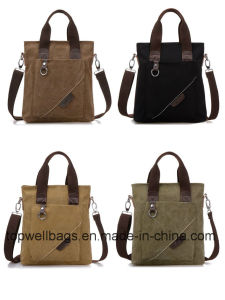 Canvas Bag Backpack Fashion Bag Laptop Bag