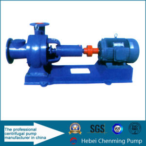 Lxl Type Paper Pulp Semi Open Impeller Centrifugal Pump pictures & photos