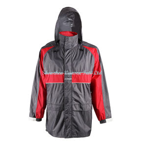Light Waterproof Rainwear/ Rain Jacket pictures & photos