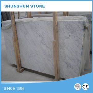 Bianco Carrara Marble Tiles for Wall and Flooring pictures & photos
