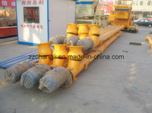 Lsy 219-4/6/8/9/10/12/15 Screw Conveyor for Concrete Mixing Plant pictures & photos