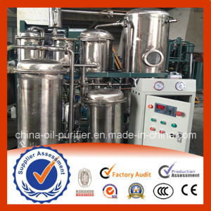 Cutting-Edge Phostphate Ester Fire-Resistant Oil Purifier/ Hydraulic Oil Purifier pictures & photos