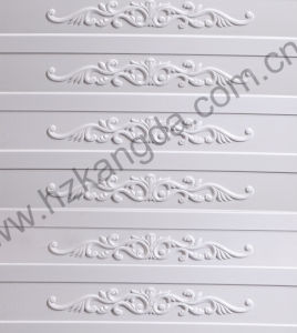 PVC Embossed Board (Y-54) pictures & photos
