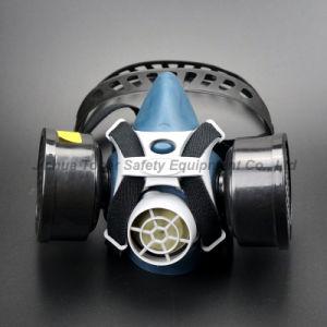 Half Facepiece Reusable Double Filter Respirator (CR6201) pictures & photos