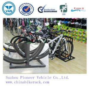 High Quality Black Bike Display Storage Rack (PV-HL09) pictures & photos