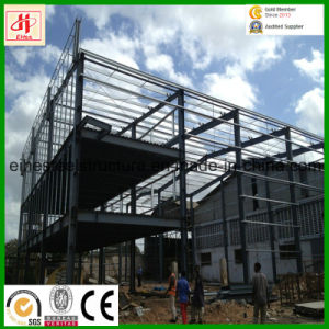 Prefab Structural Steel Building Construction pictures & photos