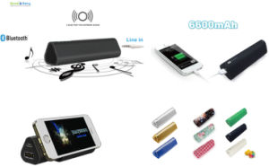 3 in 1 Power Bank with Bluetooth Speaker and Stander pictures & photos