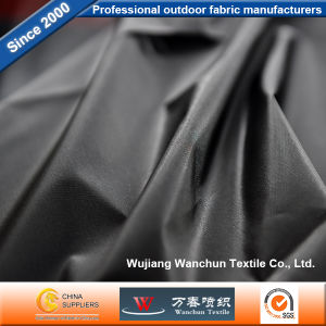Taffeta PVC Polyester Fabric Waterproof for Children Raincoat pictures & photos