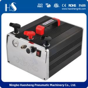 Mini Air Brush Compressor HS-218 pictures & photos