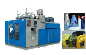 Single/Double Station Injection Blow Molding Machine pictures & photos