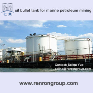 2016 Oil Bullet Tank for Marine Petroleum Mining M-02