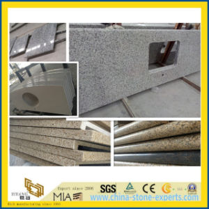 Granite Quartz Countertop for Kitchen and Bathroom Projects pictures & photos