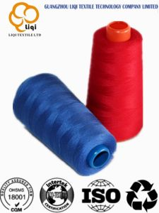 40/2 50/2 Wholesale 100% Spun Polyester Sewing Thread pictures & photos