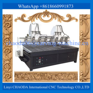 8spindles CNC Engraving Router Woodworking Milling Machine for Relief Carving pictures & photos