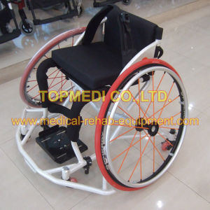 Topmedi Products 2016 Basketball Sport Wheelchair for Disabled People pictures & photos