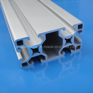 4080 Size Industrial Aluminum Extrusion Section Profile pictures & photos