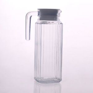 Pleated Lead Free Water Pitcher pictures & photos