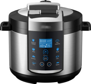 Micro-Computer Multifunctional Electric Pressure Cooker pictures & photos