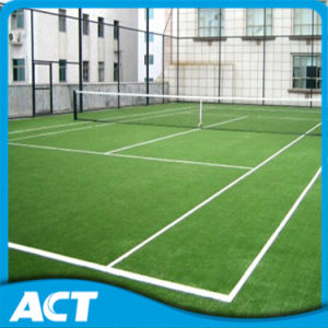 Synthetic Turf for Tennis. Durable and Good UV Stability pictures & photos