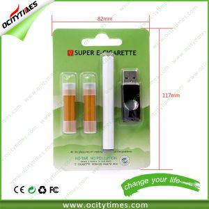 E Cig No Leaking 510 Cartomizer Disposable E Cigarette Kit pictures & photos