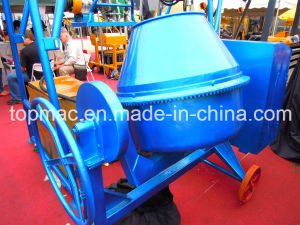 Competitive Portable Mixer for Nigeria Construction Project (TDCM120) pictures & photos